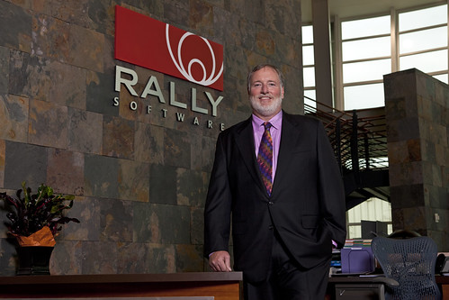 Photo - Tim Miller, Rally Software