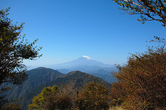 Mt.Fuji from the top of the Mt.Nabewari (Napolitan) Tags: mountain japan kanagawa nabewariyama