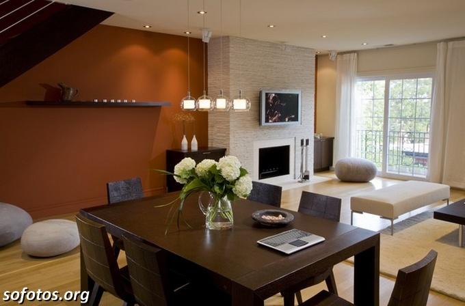Salas de jantar decoradas (135)