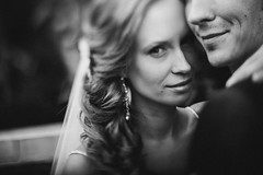 bronze (Lobanova Marina Photography) Tags: light portrait bw white black love beautiful smile look bronze marina bride eyes mood russia bokeh expression lips wife bridal bristle kolomna lobanova freelensing lobanovamarinaphotography