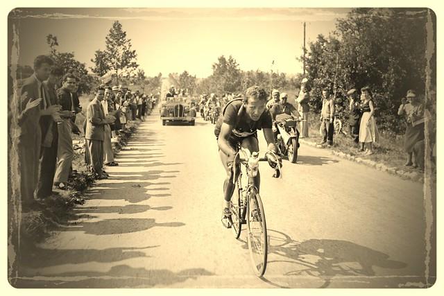 Swiss Hugo Koblet, 1951 Tour de France