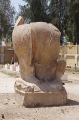 El-Ashmunein Open-Air Museum Baboons 03 (eLaReF) Tags: openairmuseum baboons elgebel tunaelgebel templeofthoth tunaelgebell elgebell