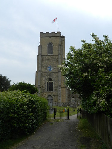 Ridgewell: Church of St Laurence (Essex)