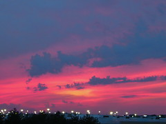 A recent sky event (rkramer62) Tags: sunset sky colors clouds august 2013 almostmissedit rkramer62