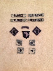 Patches arrived today (qltr89) Tags: patches