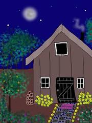 Home Sweet Home (Dr.Glen2011) Tags: drawing digitalart digitalpainting dibujo artedigital pintura fingerpainting artstudio originalfilter uploaded:by=flickrmobile flickriosapp:filter=original