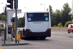 36 (Callum Colville's Lothian Buses) Tags: edinburgh solo portobello lothian lothianbuses edinburghbus optar madderandwhite sn08byy optarsolo