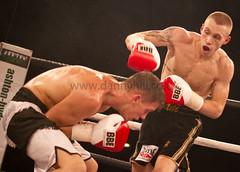 Liam Conroy vs Gary Cooper (7) (danshill) Tags: manchester boxing garycooper 20913 liamconroy bowlersarena coldwellpromotions
