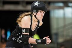 20130928.WFTDA-Playoffs_0963 (Axle Adams) Tags: sports oregon rollerderby rollergirls skaters salem derby skates bostonderbydames wftda thechicagooutfit 2013wftdaplayoffs