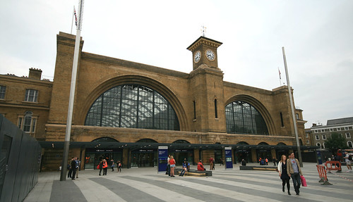King's Cross revealed