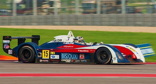 #15 Performance Tech Elan DP-02-2.3L: Alan Wilzig