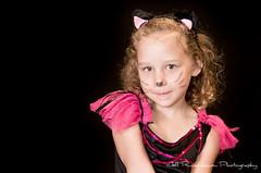 (Jeff Rosinbaum Photography) Tags: portrait black halloween girl cat costume nikon little backdrop d7000 jeffrphoto