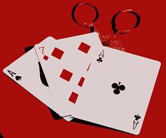 """At Ombre singly to decide their doom"" (Nancy D. Regan) Tags: club diamond scissors trump belinda spade alexanderpope matadores therapeofthelock msh1013 msh101320"