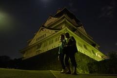 大阪城cwm (m-louis) Tags: castle japan night explorer 大阪 osaka chizu osakajo 大阪城 osakacastle wanita 10000views 100faves mlouis 天守閣 ワニー太 czosk2013