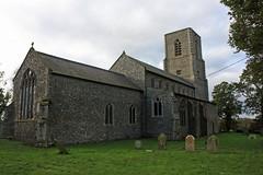 Church of St Margaret, Suffield, Norfolk (Brokentaco) Tags: norfolk church village england eastanglia uk unitedkingdom parish fens medieval churches