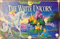 1994 The White Unicorn Board Game (Dream Games) (The Barbie Room) Tags: girls white game castle last dragon wizard board fantasy 1994 unicorn 1990s 90s trolls the