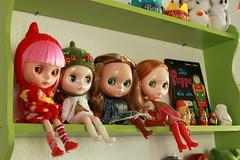 Dolly shelf sunday...