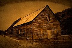 Tobacco Road (k8rry) Tags: barn sketch cuba vinales tobacco papercamera
