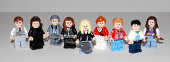 Season 3 (Mr.Savath_Bunny) Tags: horse angel dark comics toys lego vampire willow superhero spike buffy sunnydale witches slayer xander joss whedon minifigure bigbad