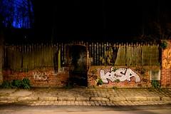 Goussainville  - Ghost Town (AdrienMD) Tags: street house art graffiti town ruins ghost tags maison ville fantôme ruines goussainville désaffecté