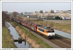 Locon 9903 - Haarlem Spaarnwoude - 40727 (06-02-2014) (Vincent-Prins) Tags: haarlem spaarnwoude 9903 locon 40727 shimmns