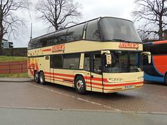 DSCN6260 Andrew's, Tideswell VIL 6771 (Skillsbus) Tags: history buses andrews tideswell coaches neoplan oakhall skyliner vil6771 s101set