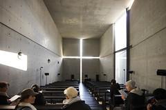 Church of the Light (5) (evan.chakroff) Tags: church japan osaka 1998 1989 ibaraki ando tadao sundayschool ksa churchofthelight osakaprefecture evanchakroff chakroff 19891998 ksajapan2013 tadaoando1989