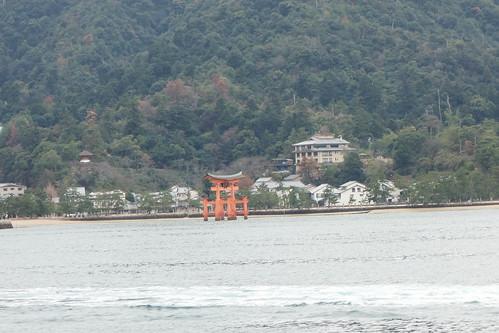 安芸の宮島