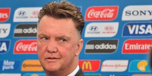 Pelatih tim nasional Belanda, Louis van Gaal