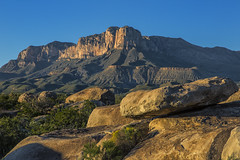 Guadalupe Mountains after Rain