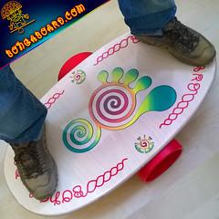 Standard Foot Bongaboard Balance Board