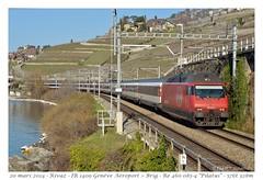 Re 460 085-4 - Rivaz (CC72080) Tags: train sbb locomotive cff re460 rivaz interrégio