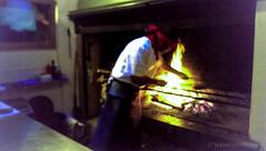Grillmeister im Obertor Grill-Restaurant (travelmemo.com) Tags: restaurant schweiz ch lenzerheide graubnden skigebiet obertor grillrestaurant parpan httpbitlypjwv18