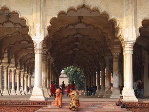 Fort d'Agra, Agra (Inde)