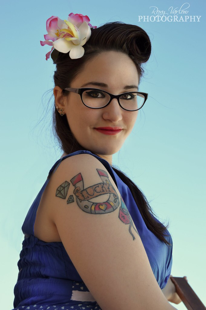 Tatuajes Pin Up the world's best photos of pinup and tatuajes - flickr hive mind