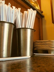 Apr 9, Sundry (mother holda) Tags: white tin 365 straws cupholders