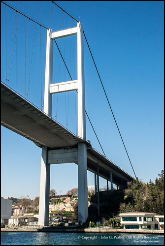 The Bosporous Bridge