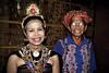 Rungus Couple (kinoriki) Tags: costume traditional malaysia borneo sabah kaamatan rungus