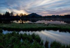 Sunrise at Sprague Lake (Matt Thalman - Valley Man Photography) Tags: morning mountain lake reflection water sunrise nationalpark colorado unitedstates rmnp rockymountainnationalpark spraguelake