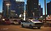 Mazda RX3 (C. Sakura) Tags: classic cars car 50mm cosmopolitan parkinglot lasvegas dusk nevada oldschool mazda rotary aria jdm lasvegasstrip rx3 clarkcounty lasvegasskyline carmeet nopistons fukuburger