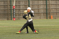Eagles at Thrashers (Steeler Nation UK) Tags: valley solent ouse eagles americanfootball thrashers bafa