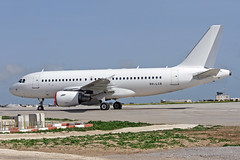 9H-LCB LMML 05-03-2017 (Burmarrad) Tags: airline hyperion aviation aircraft airbus a319112 registration 9hlcb cn 1654 lmml 05032017