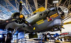 BI7  (1 of 1) (Rotifer) Tags: hillairforcebasemuseum airmuseum airplanemuseum airforcemuseum aircraft airforce usairforce b17 b17bomber hillaerospacemuseum