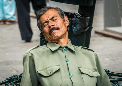 2016 - Mexico - Morelia - Benched