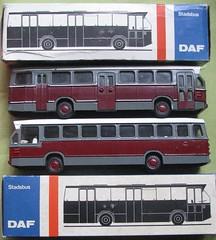 GVB Amsterdam Bus (streamer020nl) Tags: lion toys bus stadsbus gvb daf 1970s amsterdam holland diecast metal box doosje liontoys citybus standaardbus explore explored
