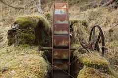 Rusting Waterwheel