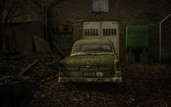 DSC_2069 (Foto-Runner) Tags: opel rekord urbex car decay abandonné épave ancêtres