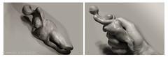 Venus (AJ Mitchell) Tags: venus venusfigurine paleolithic reconstruction experimentalarchaeology kostienki gravettien simulation iceage amulet pottery motherearth animisme textonflickr