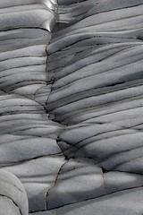 drying sandstones (adrian-smith) Tags: closeupcoast shoreline sandymouth squall beach littoral cornwall coast