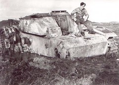 StuG remains. (Krueger Waffen) Tags: history war tank military thirdreich wwii armor ww2 armour armored tanks panzer spg secondworldwar afv worldwartwo antitank armoredvehicle warfare armoured armoredcar wehrmacht tankkiller sturmgeschtz stug pzkpfw tankhunter tankdestroyer panzerjager assaultgun selfpropelledgun worldwartwotanks tanksofthesecondworldwar